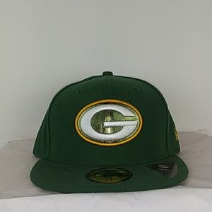Green Bay Packers New Era fitted Hat